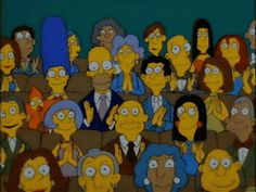 The Way They Was: Six Totally Different Show the Simpsons Has Been
