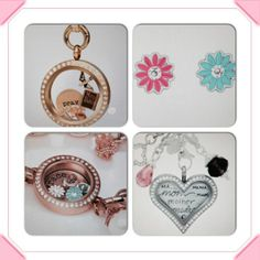 Tell your mom she rocks! Create a living locket for her.... www.nancypye.origamiowl.com