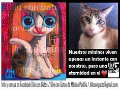 Pintura original de Mónica Padilla, realizada bajo encargo especial. Acrílico sobre tela. México