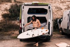 Surf & Vanlife by http://www.iamnomad.ca/