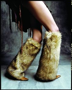 Wolf Boot Covers