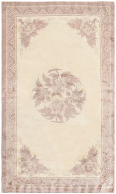 Antique Chinese Carpet 47199
