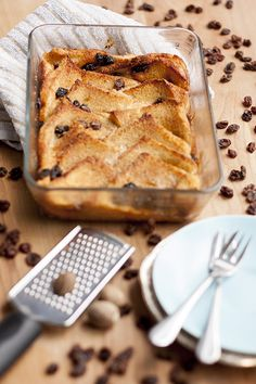 Bread and Butter Pudding - BAKE