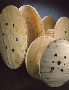Plywood cable spools  - All sizes