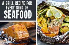 A Grill Recipe For Every Kind Of Seafood
