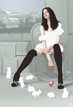 i n v i s i b l e s: Snow Whites - Tom Bagshaw