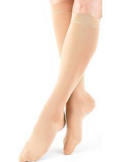 Medical Compression socks kl. 2 AD natur w/toe