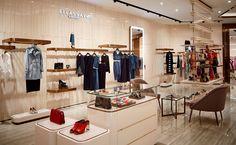 New boutique concept by Stefano Tordiglione Design