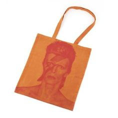David Bowie is a Face in the Crowd Exhibition Bag||EVAEX