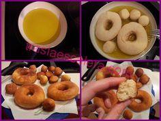 Donuts caseros riquísimos.. En traslaescalera.com