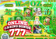 Honest World Of Oz Slots Game Reviews At Rival Casinos. Win Real Cash Money Now Playing World Of Oz Slots Game Online Free At The Best USA Rival Casinos