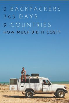 A Life of Cheap Travel - How Much Did We Spend in a Year? — Along Dusty Roads A life of cheap travel - how much did we spend in a year? - Amazing budget travellers in Latin America! Ways To Travel, Best Places To Travel, Travel Advice, Travel Tips, Travel Hacks, Travel Checklist, Travel Quotes, Travel Abroad, Travel Packing