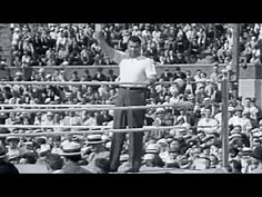 Jack Dempsey Referees Amateur Boxing 1936 Chevrolet Leader News Newsreel https://www.youtube.com/watch?v=QYI3NBSJHtw #boxing #sports #history