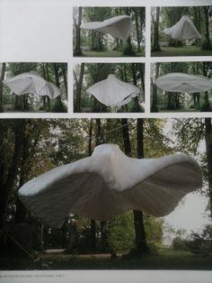 Rotational Pneu. Artist: Dominik Baumüller. Completion:1997. Source: Philip Drew. 2008. New Tent Architecture. United Kingdom: Thames & Hudson