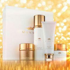 Monsia Skin Renewal System. www.monsiaskincare.com Free Shiping Look Worldwide