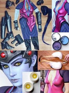 Amazing Widowmaker Cosplay - COSPLAY IS BAEEE! Tap the pin now to grab yourself some BAE Cosplay leggings and shirts! From super hero fitness leggings, super hero fitness shirts, and so much more that wil make you say YASSS! Cosplay Diy, Cosplay Outfits, Halloween Cosplay, Best Cosplay, Halloween Costumes, Casual Cosplay, Cosplay Ideas, Anime Costumes, Cool Costumes