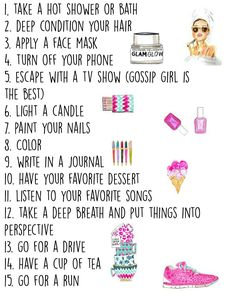 A Dash of Dayna: 15 Things To Do When You're Stressed