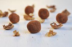 Anja's Food 4 Thought: Walnut Prune Truffles