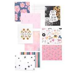 All Heart Boxed Card Set by Crate Paper // Scrapbook Supplies, Scrapbook Cards, Craft Supplies, All Heart, Crate Paper, Paper Hearts, Creative Inspiration, Crates, Embellishments