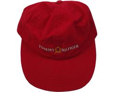 Image of Vintage Tommy Hilfiger Snapback