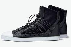 Adidas SLVR Plim Lace High.    Boom