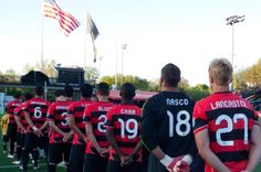 Silverbacks Supporting Gay Rights, Equality in Soccer