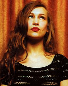 "Joanna Newsom youre a funny little thing. ""I'm a sensitive bore"""