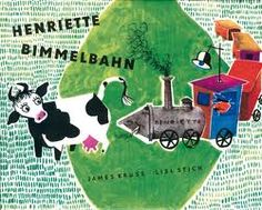 Für Klassikerfans:  James Krüss: Henriette Bimmelbahn  9,95€, Boje, ab 4 Jahren.    Henriette heißt die nette, alte kleine Bimmelbahn. Henriette fuhr noch nie nach einem Plan. Zu recht eines der beliebtesten Kinderbücher seit Generationen.