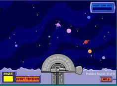 Stargazing - Find th
