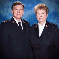 Salvation Army Appoints New National Leaders