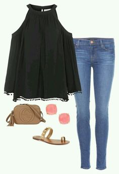 Outfit casual •