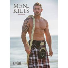 Calendar, Men in Kilts Year - 2016 Calendar -coming soon