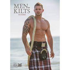 Calendar, Men in Kilts, 2015 Year - 2016 Calendar -coming soon