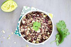 Quinoa Recipes on Pinterest | Quinoa, Quinoa Salad and Quinoa Stuffed ...