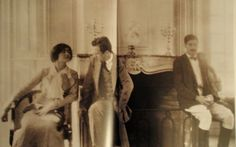 Coco Chanel with Etienne Balsan and Boy Capel (1912) #CocoChanel Visit espritdegabrielle.com | L'héritage de Coco Chanel #espritdegabrielle