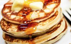 American Pancakes Original Recipe Ask mom - Original American pancakes 🥞 Breakfast Recipes, Dessert Recipes, Pancake Recipes, Breakfast Cake, Bread Recipes, Snacks Sains, Gluten Free Pancakes, Savoury Cake, Gourmet
