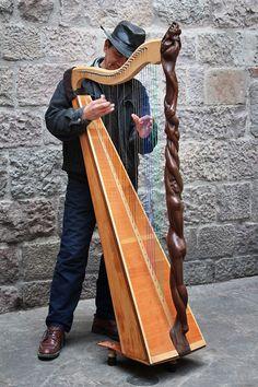 Barcelona Street Musician