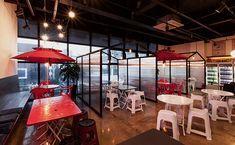 네일이 예쁘다 - 네일샵인테리어 - 디자인투플라이 Restaurant, Korea, Food, Diner Restaurant, Essen, Meals, Restaurants, Korean, Yemek