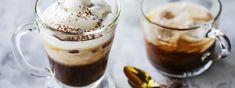 Frappuccino - Rezept | Swissmilk Le Cacao, Panna Cotta, Pudding, Ethnic Recipes, Desserts, Gnocchi, Food, Frappuccino Recipe, Cacao Powder