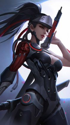 Blackwatch Genji Girl Overwatch click image for HD Mobile and Desktop wa - Imac Desktop - Ideas of Imac Desktop - Blackwatch Genji Girl Overwatch click image for HD Mobile and Desktop wallpaper 19201080 21603840 Female Character Design, Character Design, Character Illustration, Cyberpunk Art, Anime, Overwatch Wallpapers, Anime Characters, Female Characters, Overwatch Fan Art
