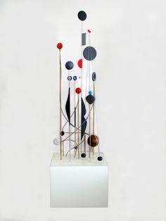 Abraham Palatnik – Anita Schwartz Art ... Mobiles, Dawn And Dusk, Alexander Calder, Kinetic Art, Ap Art, Les Oeuvres, Wind Chimes, Abstract Art, Art Gallery