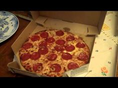 A Mom reviews Domino's #GlutenFree Pizza Crust. Lucky for her family, no one has celiac disease or gluten senstitivites that she is aware of.