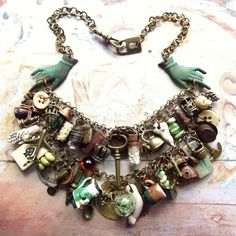SALE PRICE Last One  Romany Belle  Handmade by ComeDayGoDay, $150.00