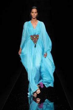 turquoise . . . sleeping in this beautiful frock could only result in wonderful dreams.