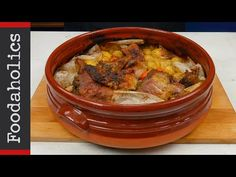 Αρνάκι με πατάτες στη γάστρα μαλακό σαν λουκούμι | foodaholics - YouTube Pastry Recipes, Cooking Recipes, Kai, Greek Recipes, Pot Roast, Pork, Beef, Ethnic Recipes, Youtube