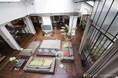 Lyon, Lyon 7ème : Loft dans un ancien atelier de photographe - Agence EA Lyon