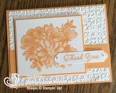 Stampin' with Lisa: 2016-2018 In Color Collection Stampin' Up! Heartfelt Greetings 2018 Sale-A-Bration Peekaboo Peach