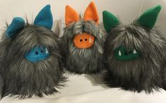 A few more Fuzzlings that are ready for adoption ❤️