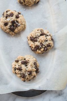 Pin for Later: 20-Plus Cookie Recipes For Busy Bakers Small-Batch Vegan Chocolate Chip Cookies Get the recipe: small-batch vegan chocolate chip cookies.