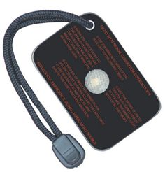 survival mirror 2 x 3 signal mirror black $11.21 reflectorized screen. scratch resistant. instructions printed on back. wrist strap. 2 x 3 inches. Survival gear